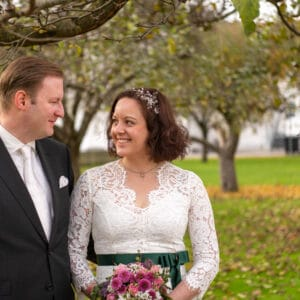 Hochzeit am Kloster Fürstenfeld