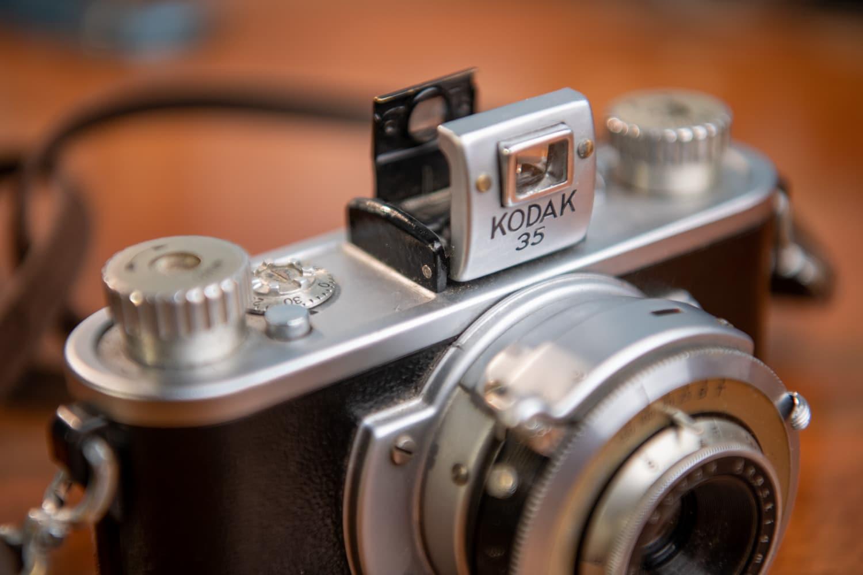 Kodak 35 - historische Kamera von 1938